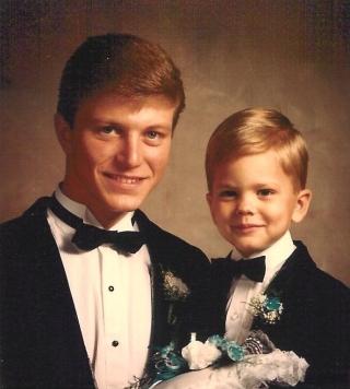 Josh and Dan Haines