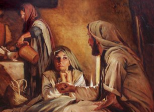 Mary of Bethany 3