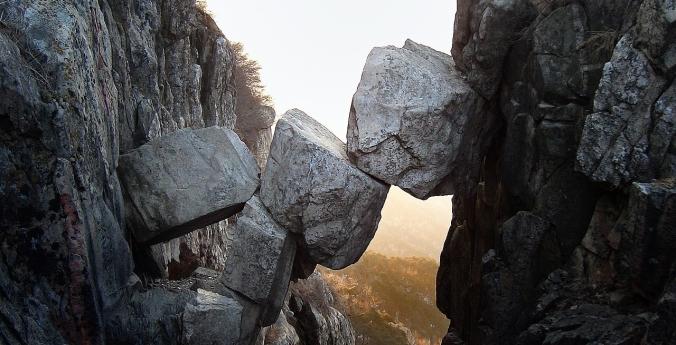 Mount Tai Immortal Bridge