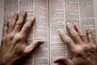 a blog on the bible