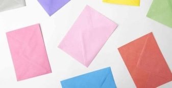 a1 blog on envelope
